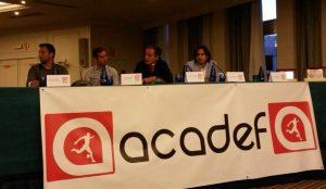 Ponencia 'Profe Ortega' en Acadef Escuela