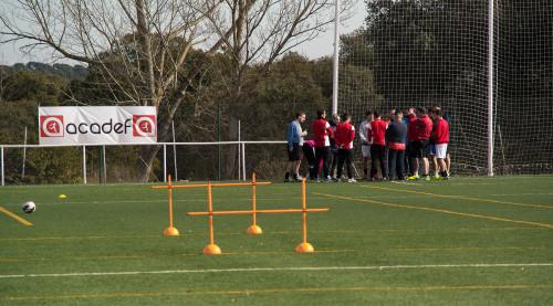 Pruebas físicas de acceso al curso de nivel 1 de Técnico Deportivo en Fútbol