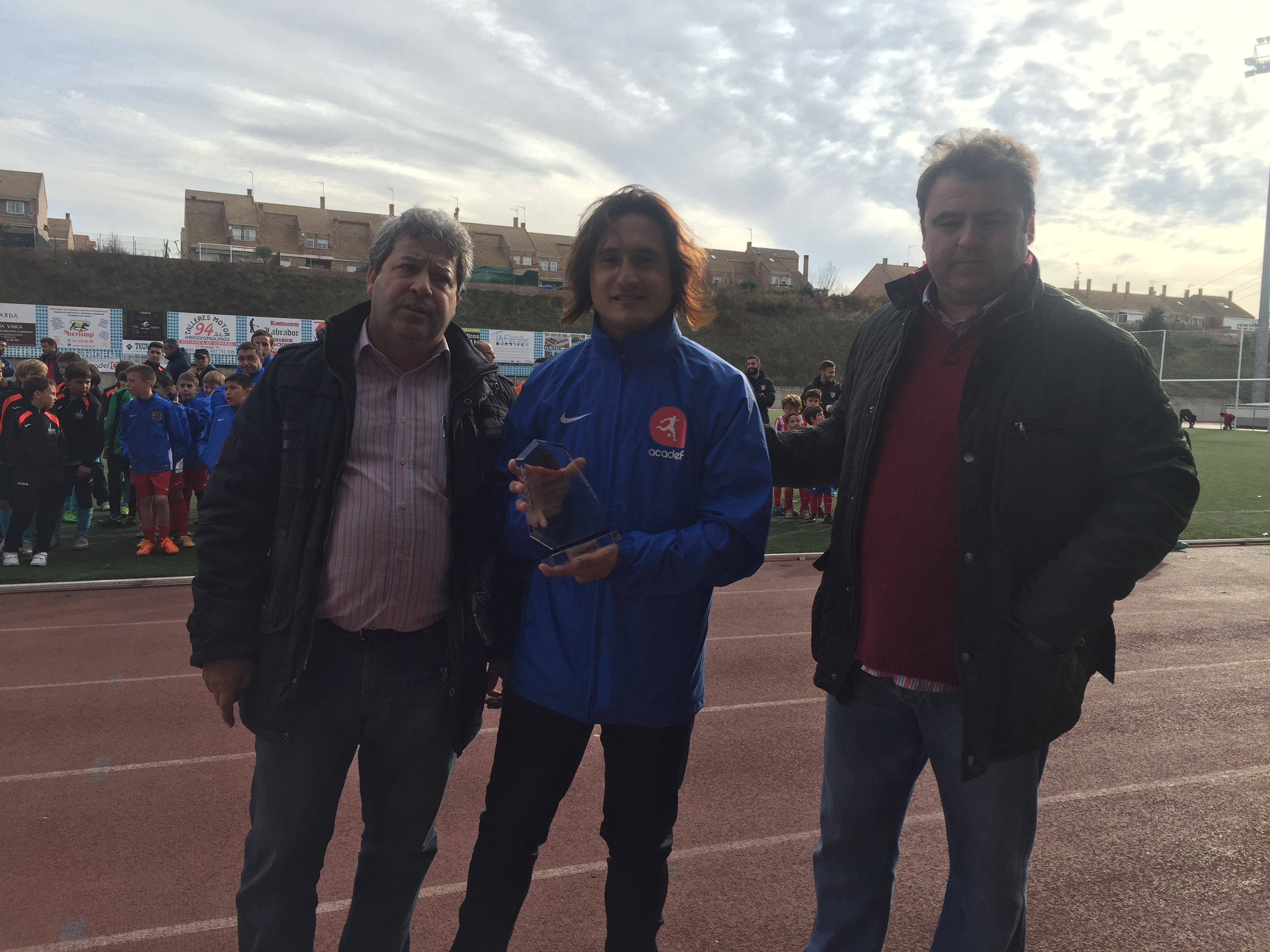 I Torneo Nacional de futbol base de la UD Arroyomolinos