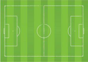 Imagen de campo de fútbol soccer
