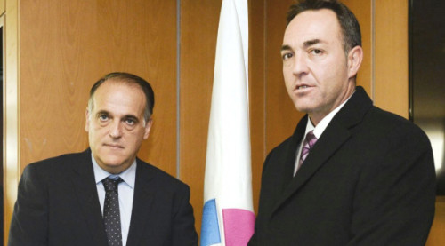 Javier Tebas will open the 1st National CCT Conference along with Óscar Garvín