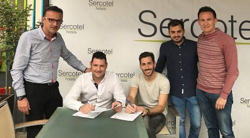 FútbolJobs y Acadef sellan su acuerdo de colaboración.