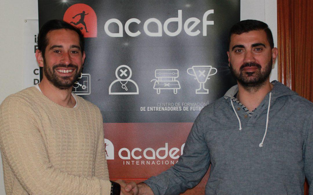 Acuerdo con la Agrupación Deportiva Nuevo Versalles Loranca