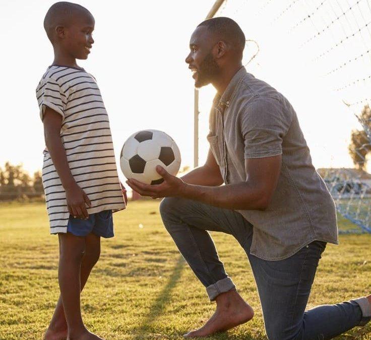 Ser padre entrenador en un equipo