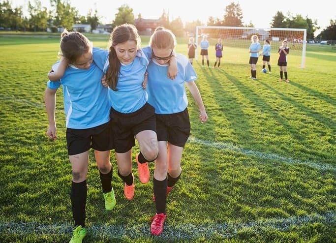 Lesiones en el fútbol más comunes