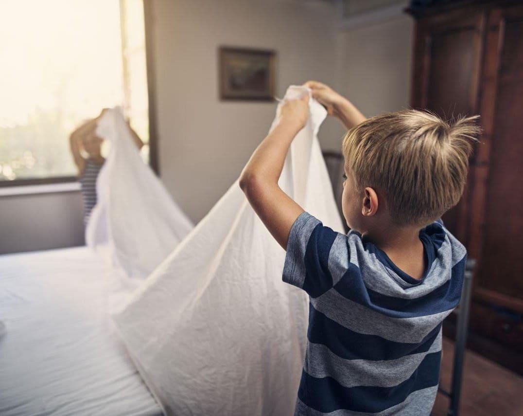 Mantener a los niños deportistas activos y saludables durante la cuarentena