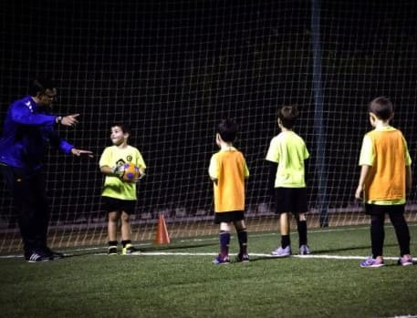 entrenadores y sus roles