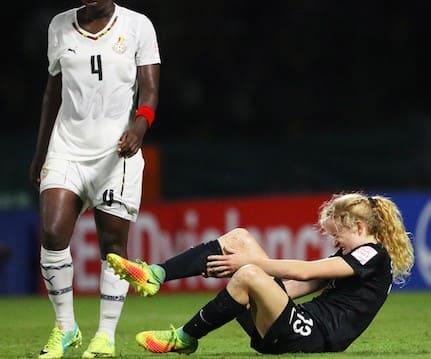lesiones mas comunes futbol