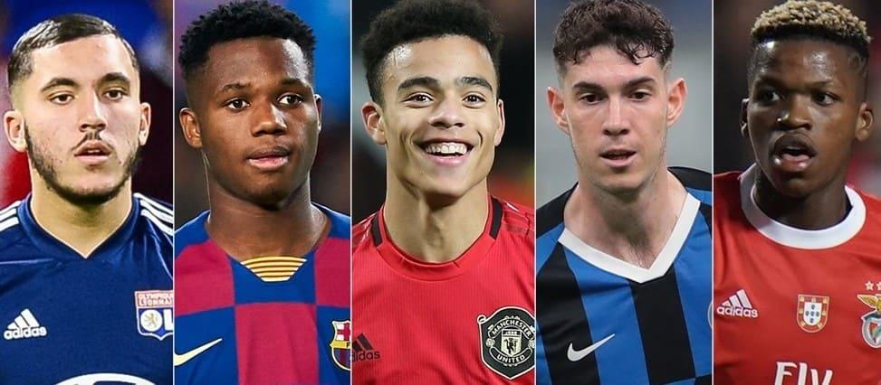 la edad en el fútbol de élite