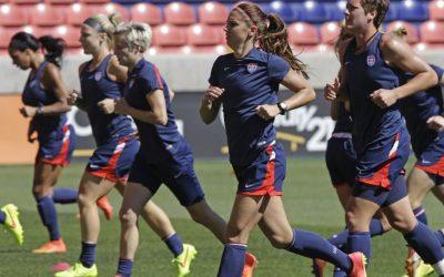 Elementos clave del entrenamiento de pretemporada de fútbol