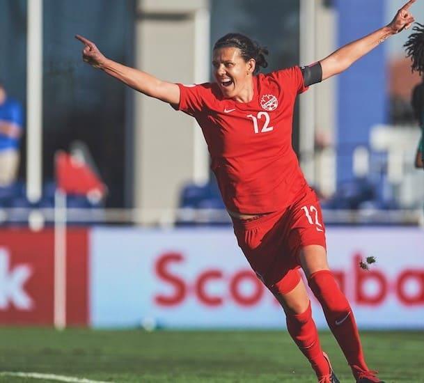 Fútbol femenino: mejores jugadoras