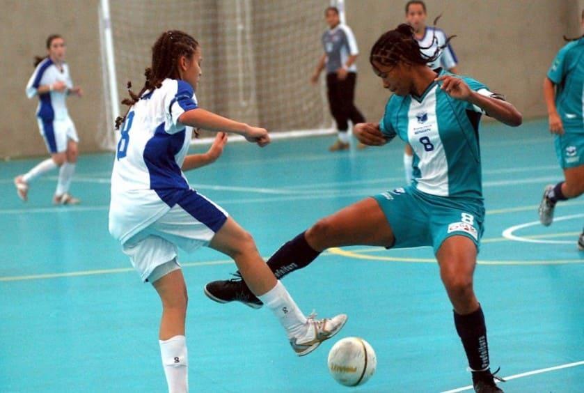 La conducción del balón en el futsal