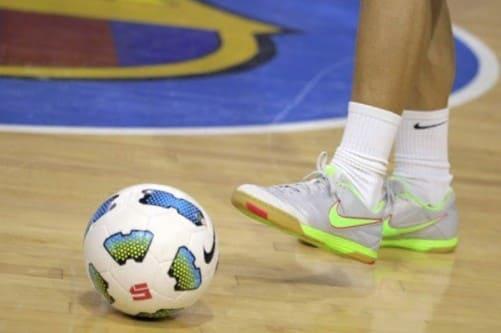 Habilidad del dribbling en el futsal