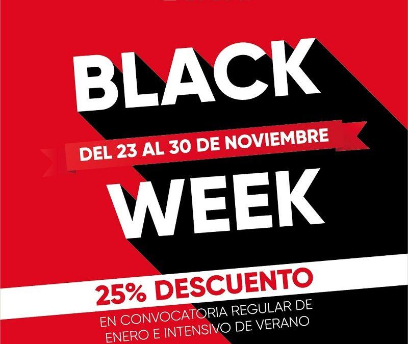 ¡Black Week 2020 en Acadef!