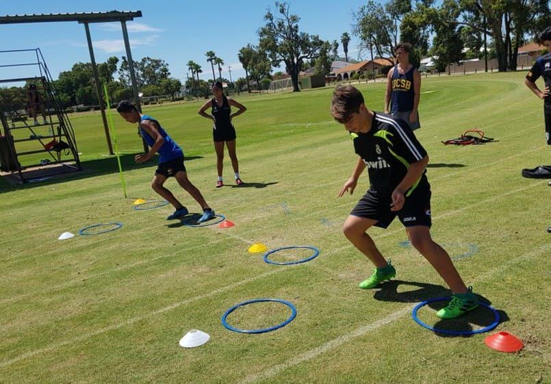 Condición física en los jóvenes futbolistas