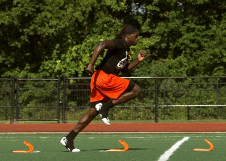 Otras formas de entrenamiento de velocidad en el fútbol