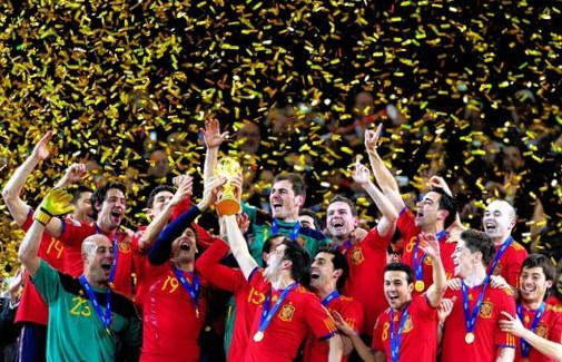 La historia de la Federación Española de Fútbol
