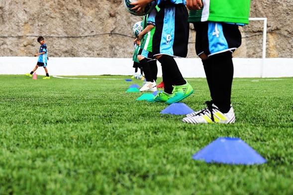 Estrategias de trabajo para el fútbol base