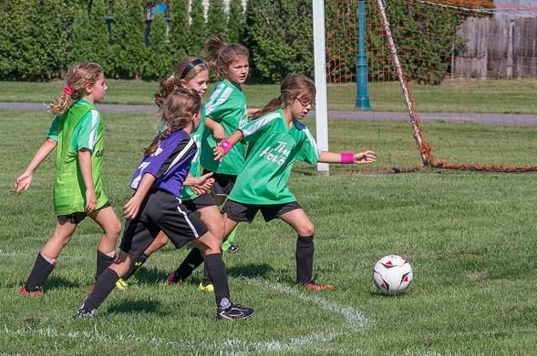 Fútbol Infantil Enseñanza Y Rendimiento