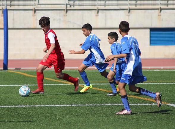Formación en el fútbol infantil