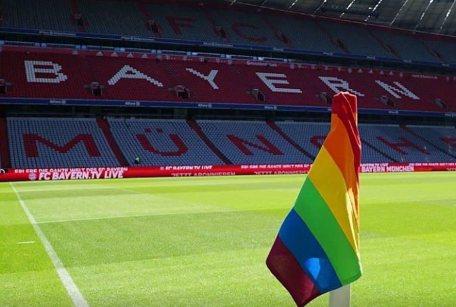 LGTB en el fútbol profesional