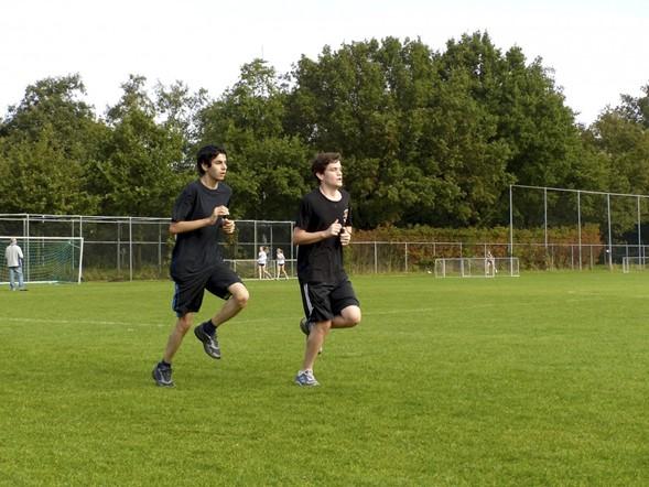 Trabajar la resistencia en el fútbol con o sin balón
