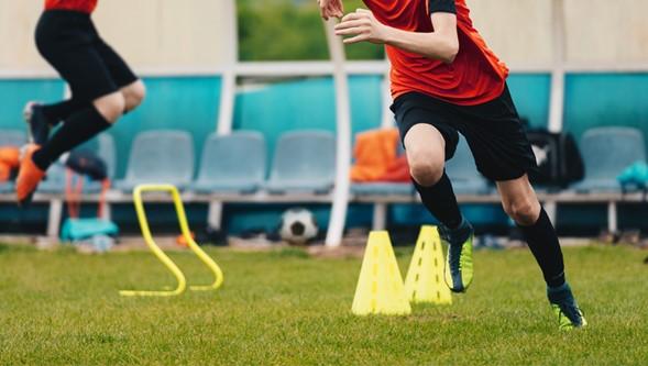 Principales acciones a seguir para distribuir el trabajo físico en un entrenamiento de fútbol