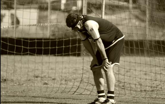 La recuperación mental en el fútbol
